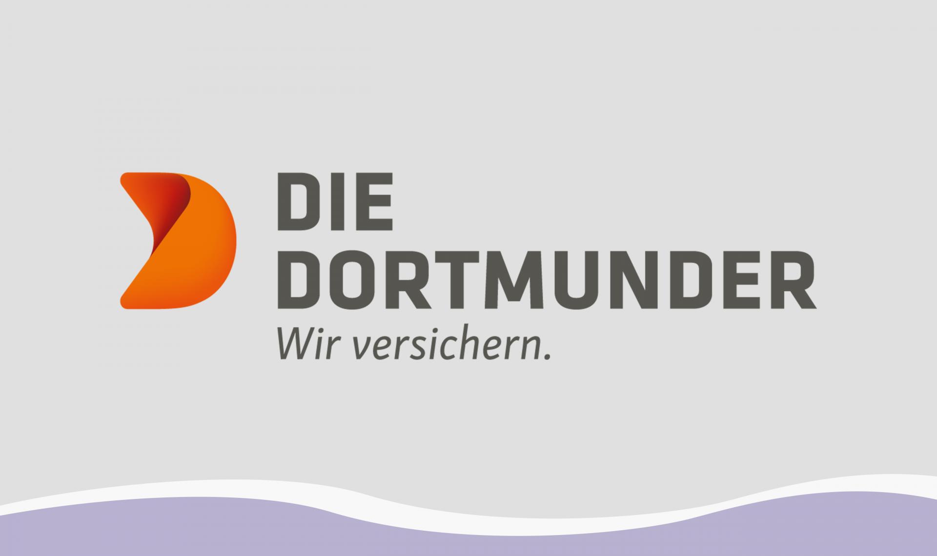 Die Dortmunder Logo, Kachel